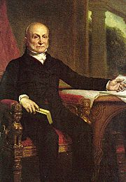 Rep. John Quincy Adams